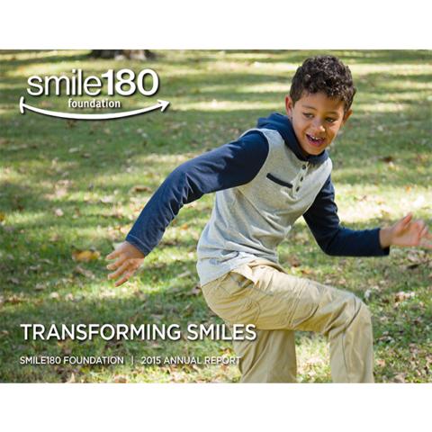 2015 Smile180 Annual Report